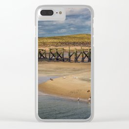 The Meeting Place Clear iPhone Case