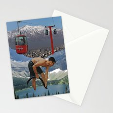 The Tourists Stationery Cards