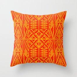 Siapo inspired design Throw Pillow