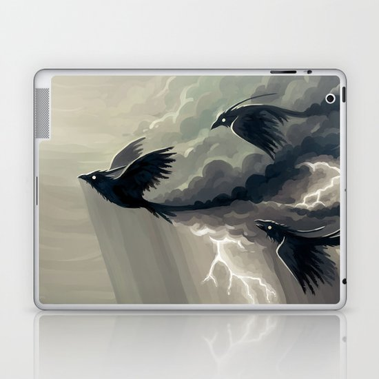 Stormbringers Laptop & iPad Skin