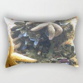 STARS IN THE OCEAN Rectangular Pillow