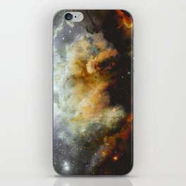 Mysteries of the Universe iPhone Skin