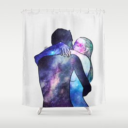 Just you gave me that feeling. Shower Curtain