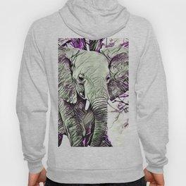 NewArt Animal C Elephant Hoody