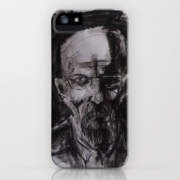 The one who knocks. iPhone Case