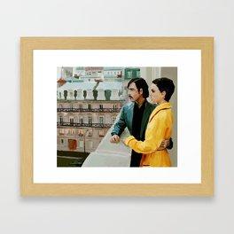 Where do You Go To My Lovely Framed Art Print