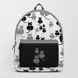 Fat Cats 1 Backpack