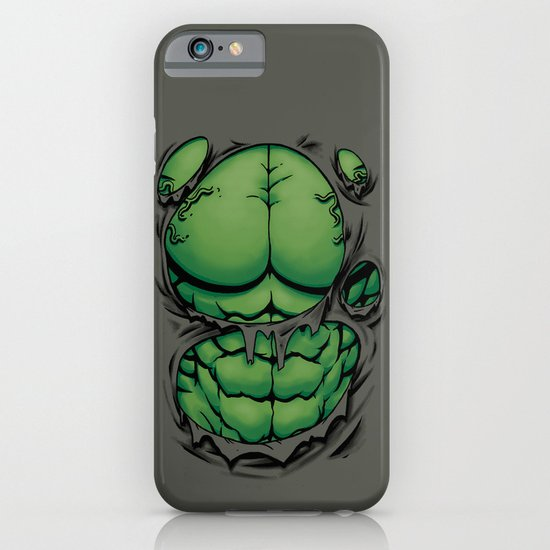 The Green Giant iPhone & iPod Case