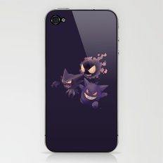 GHOSTS! - Pokémon iPhone & iPod Skin