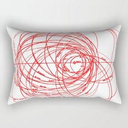 Family of Comets Rectangular Pillow