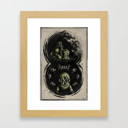Numa Pompilius, the Ancilia, and the Salii. Framed Art Print