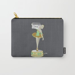 Ballerina's gonna rock it! Carry-All Pouch
