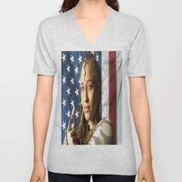 American Revolutionary Unisex V-Neck