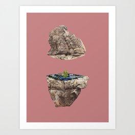 geode 02 Art Print