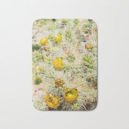 Cactus Bloom Bath Mat
