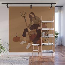 Pumpkin Season 2019 Wall Mural