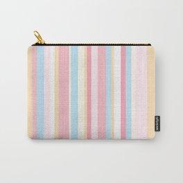 Whale Beach Stripe Carry-All Pouch