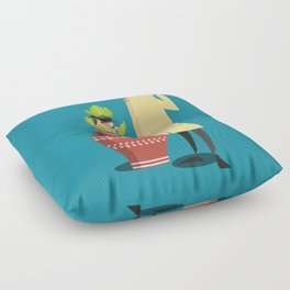 There's a spy near you Floor Pillow