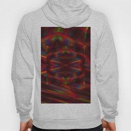 Cosmic Spiral Vortex Mirror Hoody