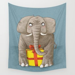 trunk or gift Wall Tapestry