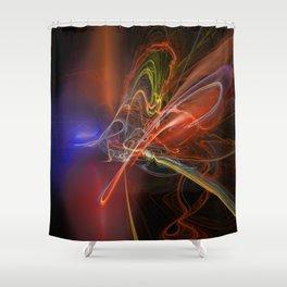 Julia K Shower Curtain