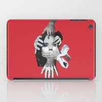 mad iPad Cases featuring Mad by fabiotir