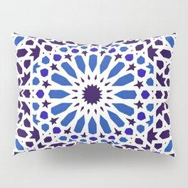 -A18- Original Traditional Moroccan Tile Design. Pillow Sham