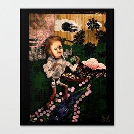 Sundae Frolick Canvas Print