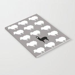 Don't be a sheep, Be a Llama Notebook