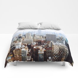 New York City 35 Comforters