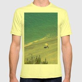 Lady on the Italian Riviera T-shirt