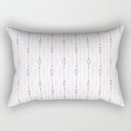 Arrow Pattern #pattern #art #society6 Rectangular Pillow