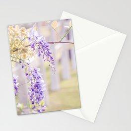 Wisteria 2 Stationery Cards
