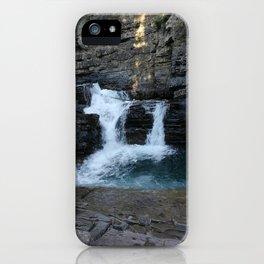 Waterfall . iPhone Case