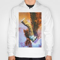 cigarette Hoodies featuring Cigarette by John Turck