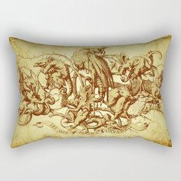 Sins Rectangular Pillow