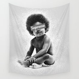 Ready to Die Biggie Smalls Wall Tapestry