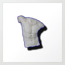 GIMME HEAD Art Print