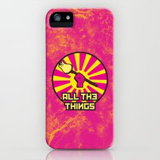 All The Things Slim Case iPhone (5, 5s)