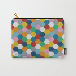 Honeycomb 3 Carry-All Pouch
