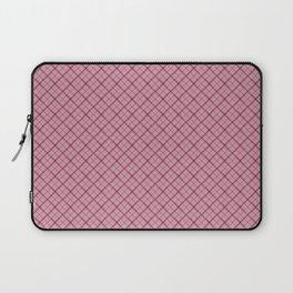 cellular , pink, green, cage, mesh, net Laptop Sleeve