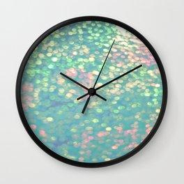 Mermaid's Purse Wall Clock