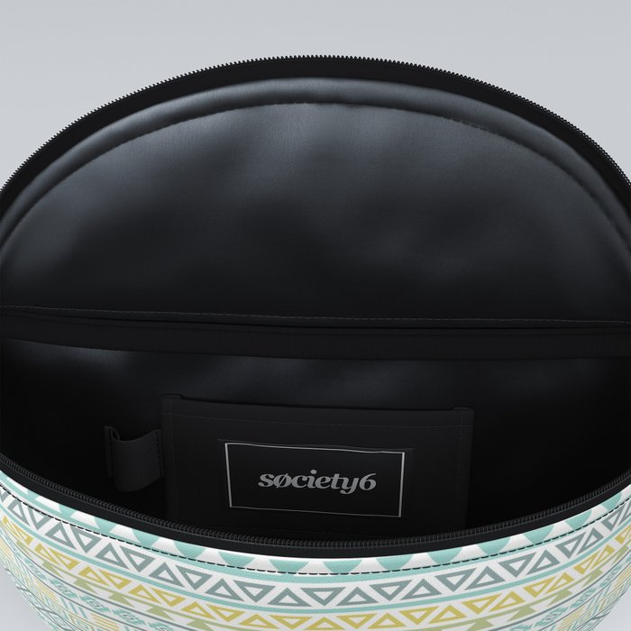 Aztec Influence Ptn Colorful Fanny Pack