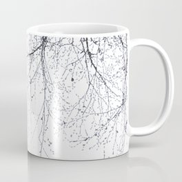 BLACK BRANCHES Coffee Mug