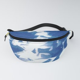 Nature Cyanotype II Fanny Pack