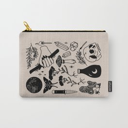 Forest Spells Carry-All Pouch