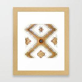 A Glass Ceiling Framed Art Print