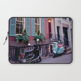 The blue shades Laptop Sleeve