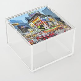 Times Square III Special Edition I Acrylic Box
