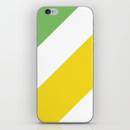 Mediterranean Sailing boat iPhone Skin
